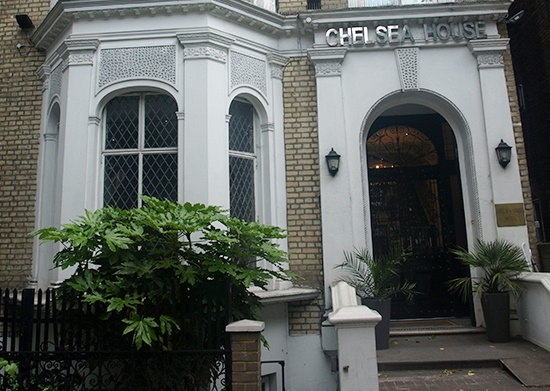 Hotels In Chelsea London >> Chelsea House Hotel Earls Court Station London